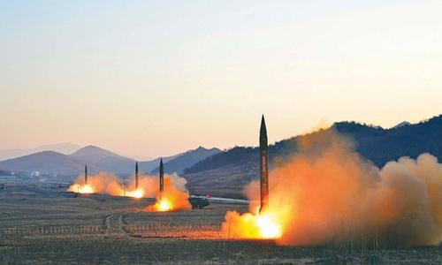 US starts deploying anti-missile system in S. Korea after defiant North's latest test