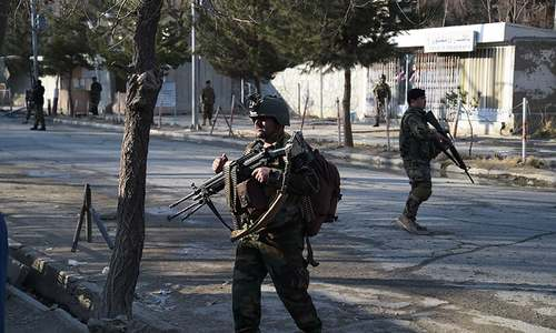More than 30 killed in Kabul military hospital attack