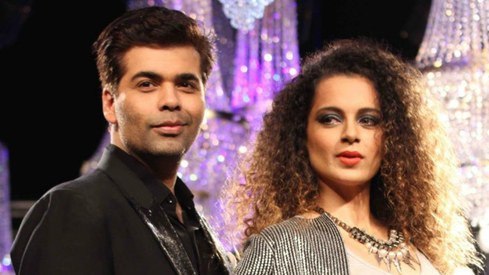 I am not fighting Karan Johar, I am fighting male chauvinism: Kangana Ranaut