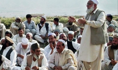 Tribal leaders challenge govt plan to merge Fata with KP