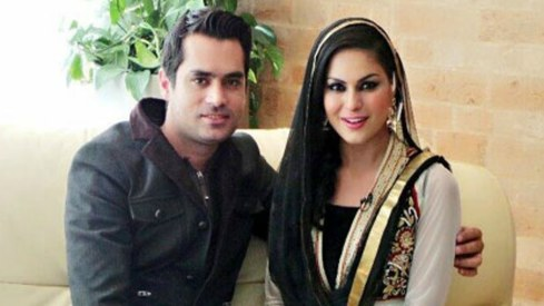 Veena Malik seeks khula from husband after 3 years of marriage