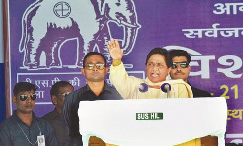 Is it the end of the road for Mayawati's political career?