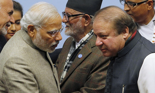 An opportunity for Pak-India ties