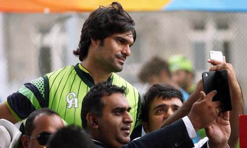 Spot-fixing scandal: PCB suspends pacer Mohammad Irfan