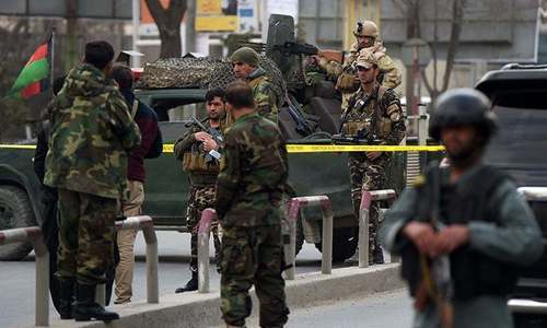 No evidence hospital attack was insider job: Afghan defence ministry