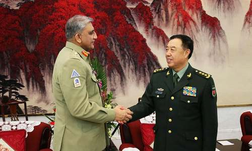 China, Pakistan agree to further increase military cooperation