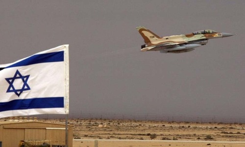 Syria fires missiles at Israeli jets following airstrikes