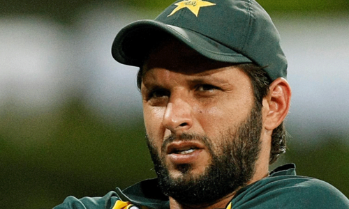Shahid Afridi appointed ambassador of Blind Cricket World Cup