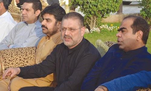 PPP turns its guns on PML-N over Sharjeel episode