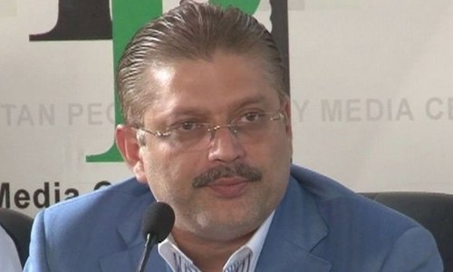 Sharjeel granted protective bail by IHC