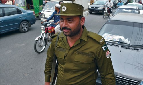 Is the Punjab police's new uniform a change for the better?
