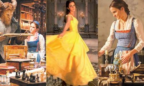 Bet you didn't know this about The Beauty and the Beast