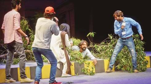 Aesay Hi Chalta Hai emerges as a winner at Napa theatre fest