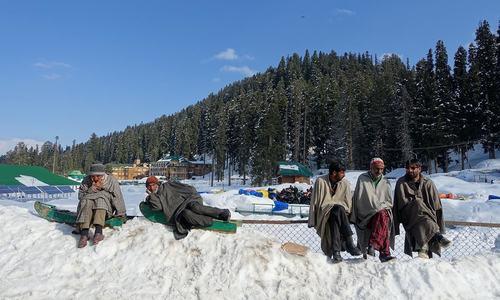 Kashmir's slice of 'paradise' has big ambitions