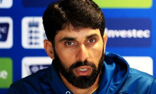 Ahead of West Indies tour, Misbah puts his faith in Sarfaraz