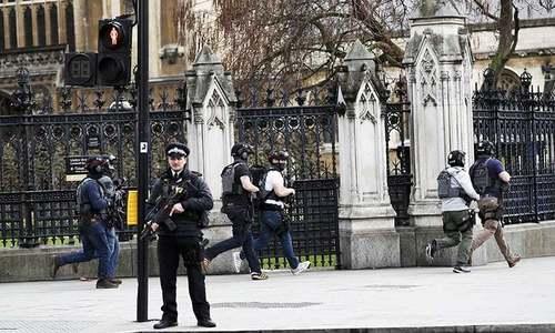 British police name Khalid Masood, 52, as London attacker