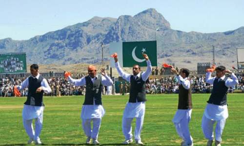 Pakistan Day celebrated with national zeal