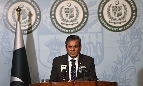 Pakistan to attend Afghan peace conference in Russia next month