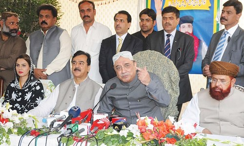 PPP to win next election in Punjab, says Zardari