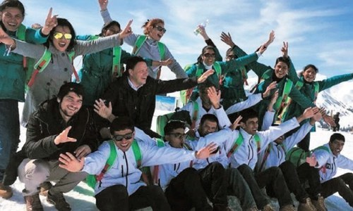 Pakistani athletes bring home 16 medals from Special Olympics World Winter Games