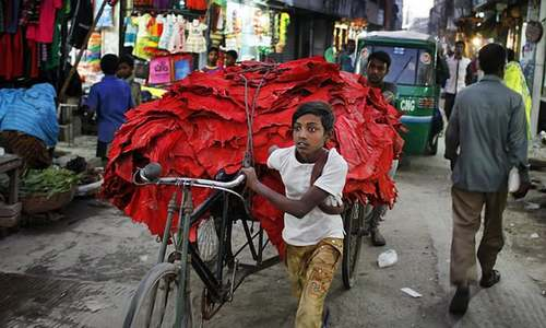 Report examines grim Bangladesh  leather trade, links to West