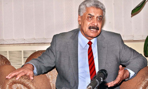 Raheel Sharif will become controversial if he leads military alliance: Abdul Qadir Baloch