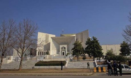 All eyes on SC bench deliberating Panamagate ruling for over a month