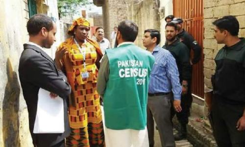UN observers monitor census
