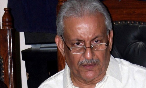 Rabbani to oppose extension of military courts bill in Senate