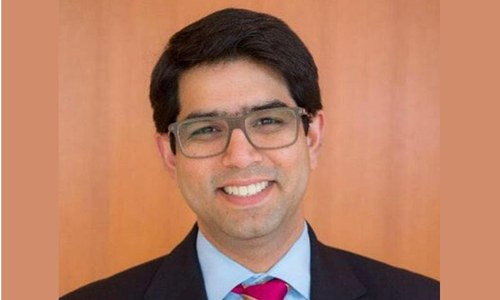 Pakistani-American surgeon awarded coveted American medal of honour