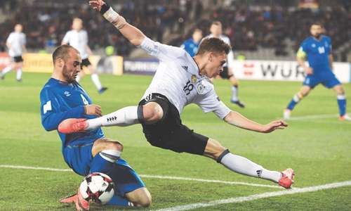 Germany, England, Poland stay on World Cup course