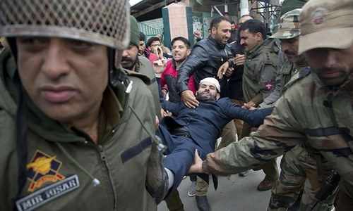 OIC team concerned over human rights violations in held Kashmir