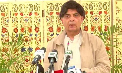 Foreign spies can no longer enter the country as diplomats: Nisar