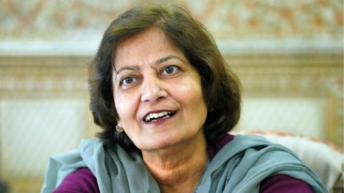 I want to read more about women in the past: Dr Samina Amin Qadir