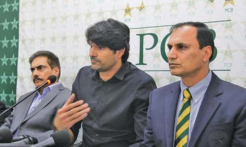Irfan banned, fined in PSL spot-fixing scam
