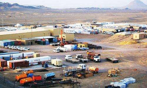 Reko Diq ruckus: looting of 'the richest gold mine in the world'