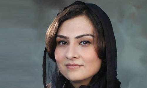 Marvi Memon conferred Speaker's Democracy Award by UK parliament