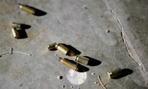 Man kills wife, shoots children