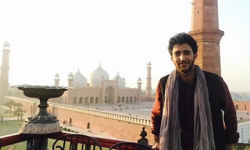 When a Kashmiri from India visits Pakistan