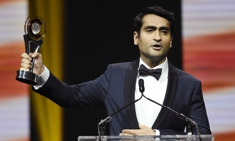 Kumail Nanjiani wins CinemaCon's Comedy Star of the Year Award