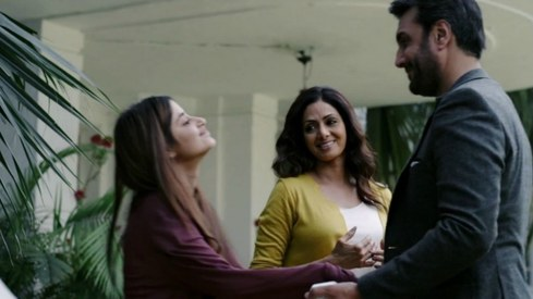 Sridevi's Mom teaser is finally out
