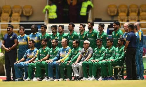 پاکستان کی ٹی20 سیریز میں فتح