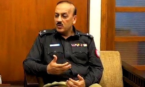 Editorial: Removal of IG Sindh