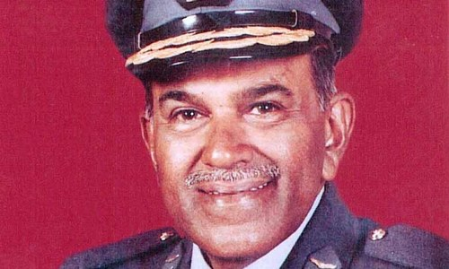 War hero Air Marshal Azim Daudpota passes away