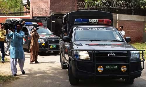 Police to interrogate suspects in horrific Sargodha shrine slaying