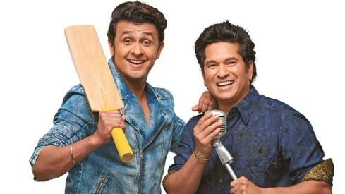 Sachin Tendulkar is a singer now