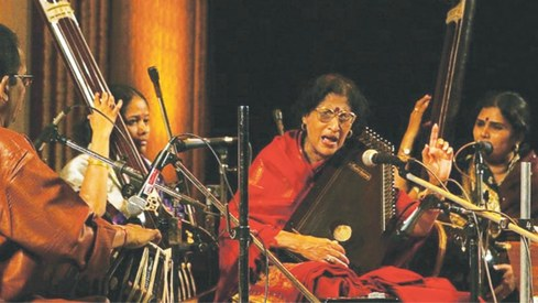 Remembering Kishori Amonkar: 'She was loved for her music and feared for her unpredictable moods'