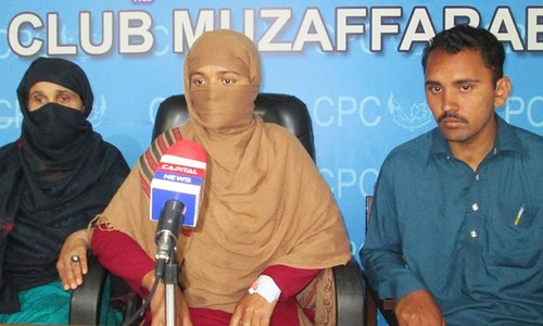 Rape victim in Muzaffarabad threatens to self-immolate if not served justice