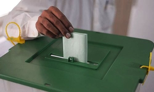 Time running out for electoral reforms: ECP