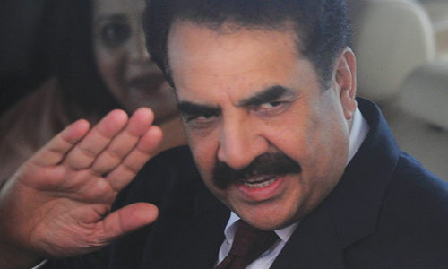 Leading Saudi military alliance is Raheel Sharif's prerogative: Sindh governor